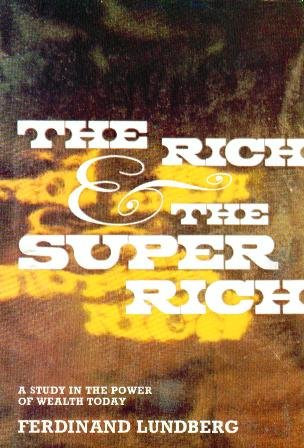 9780171380095: The Rich and the Super-Rich