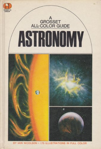 Simple Astronomy: Iain Nicolson and Don Pottinger. Foreward By Patrick Moore