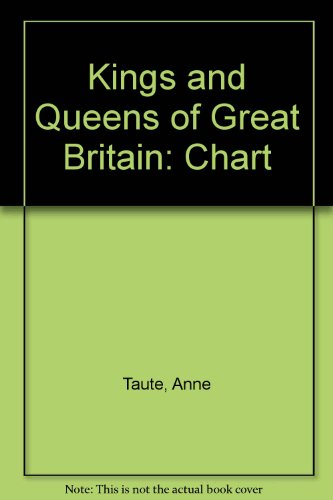 9780171440157: Kings and Queens of Great Britain: Chart