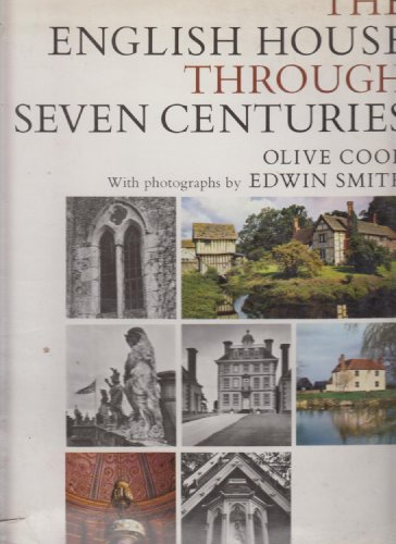 9780171460339: The English house through seven centuries