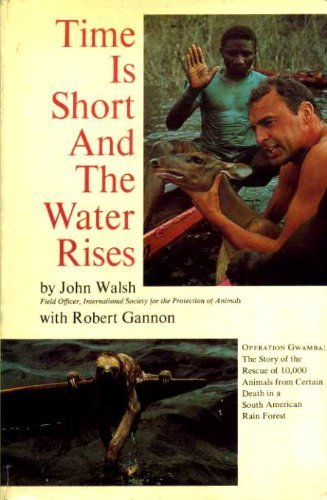 Time is Short and the Water Rises: John (with Robert