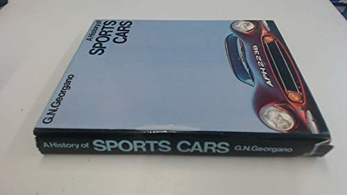 A history OF SPORTS CARS: G. N. Georgano