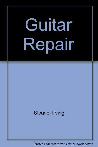 9780171490626: Guitar Repair