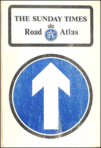 9780171520026: Sunday Times R. A. C. Road Atlas