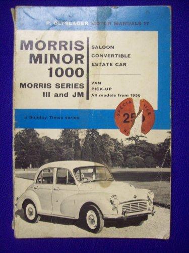 9780171600179: Morris Minor 1000 from 1956 (Olyslager Motor Manuals)