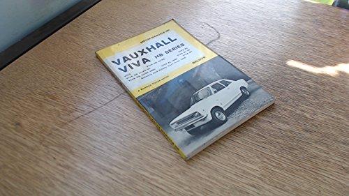 9780171601008: Vauxhall Viva HB Series No.100 (Olyslager Motor Manuals)