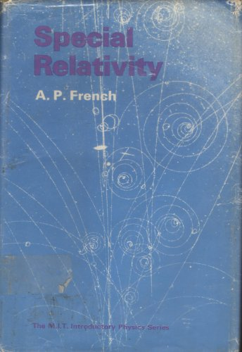9780171760767: Special relativity (Massachusetts Institute of Technology. Introductory physics series)