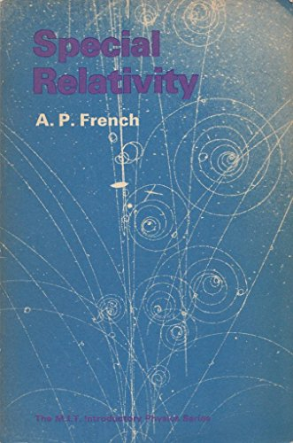 9780171770759: Special Relativity (The M.I.T. Introductory Physics Series)