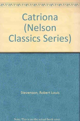 9780173132258: Catriona (Nelson Classics Series)