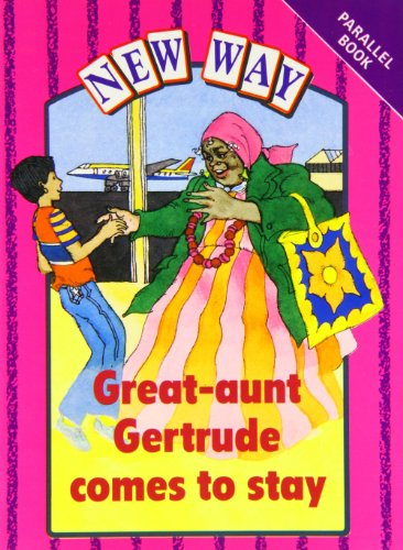9780174005667: New Way Violet Level, Parallel Book: Great-Aunt Gertrude Comes to Stay