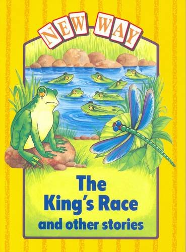 9780174006114: New Way Yellow Level Platform Book - The King's Race and Other Stories