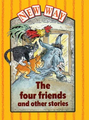 9780174006152: New Way Yellow Level Platform Book - The Four Friends and Other Stories