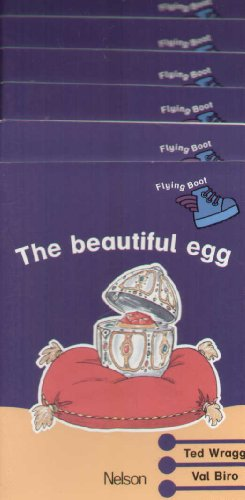 9780174010463: Flying Boot: Group Pack Stage 8 (The Beautiful Egg/ into the Future/ the Dancing Shoes/ the Runaway Nose/ a Fairy Tale Mix/ Max's Book of Bird Sanctuaries/ Reported Missing)