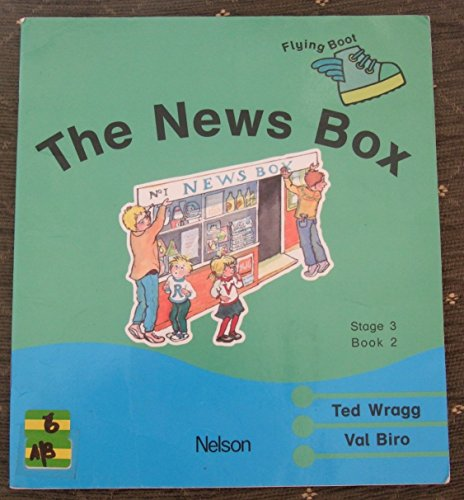 9780174010876: Flying Boot: The News Book Stage 3, Bk. 2