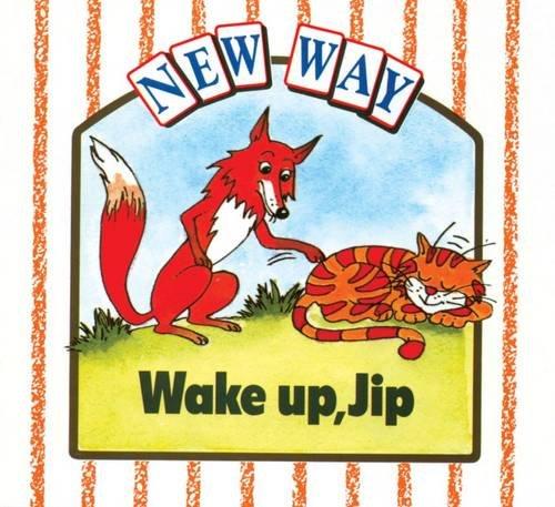 9780174014423: New Way White Level 1 - Wake Up, Jip