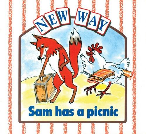9780174014461: New Way White Level 1 - Sam Has a Picnic