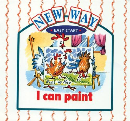 9780174014652: New Way White Level Easy Start Set A - I Can Paint