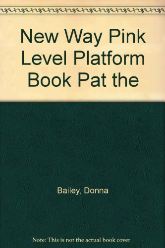 9780174014829: New Way Pink Level Platform Book - Pat the Pig's Book