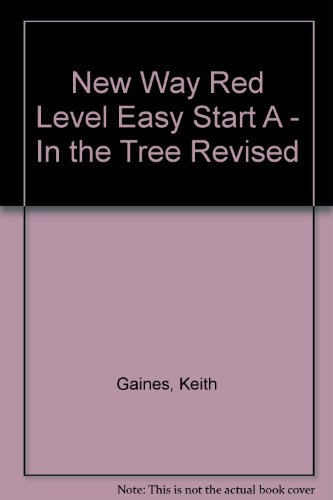9780174015185: New Way Red Level Easy Start A - In the Tree Revised