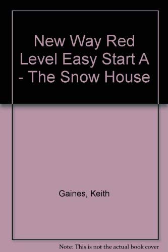 9780174015215: New Way Red Level Easy Start A - The Snow House