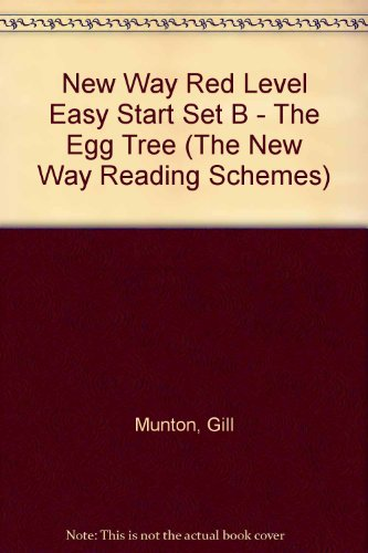 9780174015291: New Way Red Level Easy Start Set B - The Egg Tree (The New Way Reading Schemes)