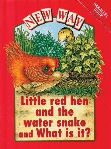9780174015352: New Way Red Level Parallel Little Red Hen & the Water Snake/What is it?