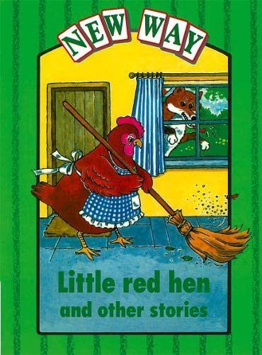 9780174015451: New Way Green Level Platform Books - Little Red Hen