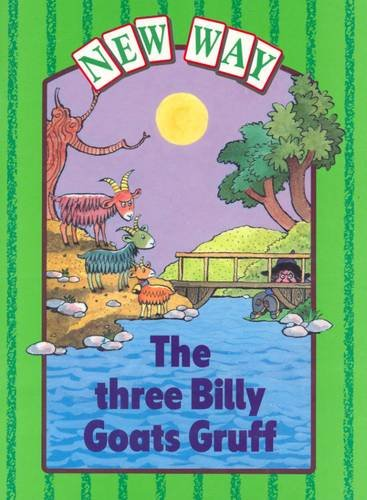 9780174015468: New Way Green Level Platform Books - The Three Billy Goats Gruff