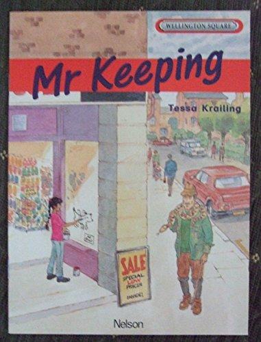 9780174015925: Wellington Square: Mr Keeping [Level 1]