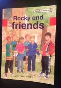 9780174015949: Wellington Square Level 1 Set A - Rocky and Friends