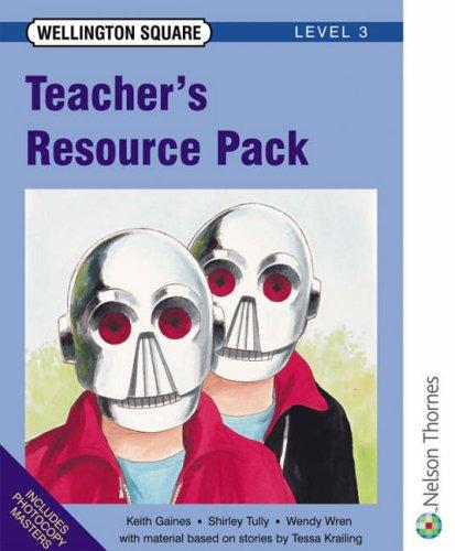 9780174016397: Wellington Square Lvl 3 Teachers Resource Pack: Teachers Resource Pack Level 3