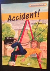 Wellington Square Level 4 Set A - Accident (017401645X) by Tessa Krailing