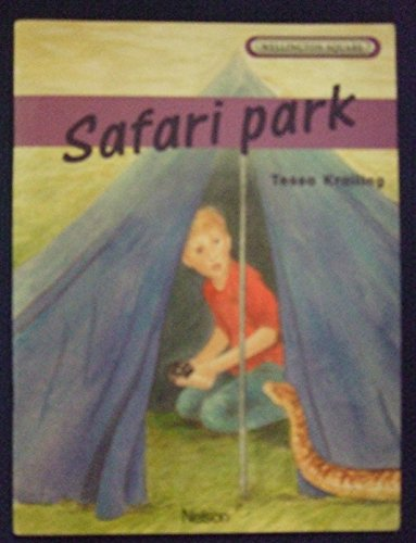 9780174016656: Wellington Square Level 5 Storybook - Safari Park