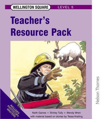 9780174016755: Wellington Square Level 5 Teacher's Resource Pack