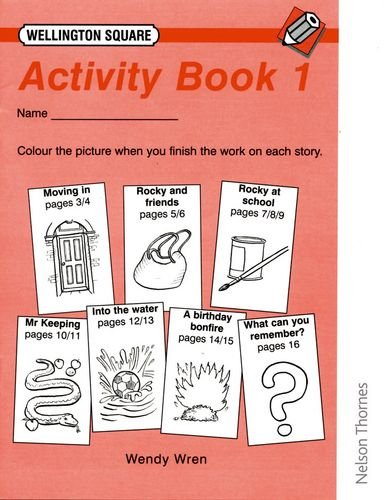 9780174017424: New Look Wellington Square Activity Book Level 1