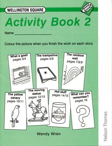 9780174017431: New Look Wellington Square Activity Book Level 2
