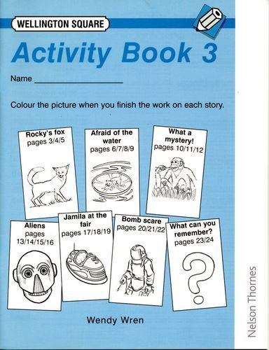 9780174017448: Wellington Square Activity Book 3 (X6): Activity Book Level 3