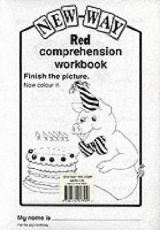 9780174017509: New Way - Red Comprehension Workbook (X6): Red Comprehension Workbook Year 1