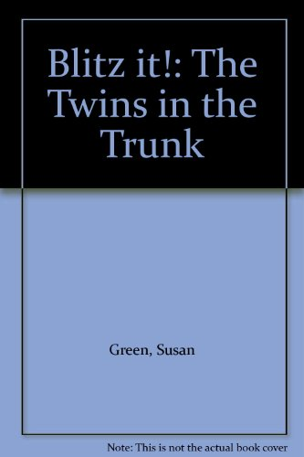9780174023142: Blitz it!: The Twins in the Trunk