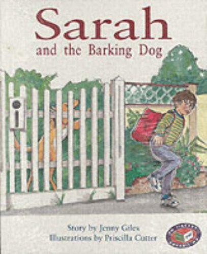 9780174026174: Sarah and the Barking Dog (X6) PM Orange Set B: Orange Level (Progress with Meaning)