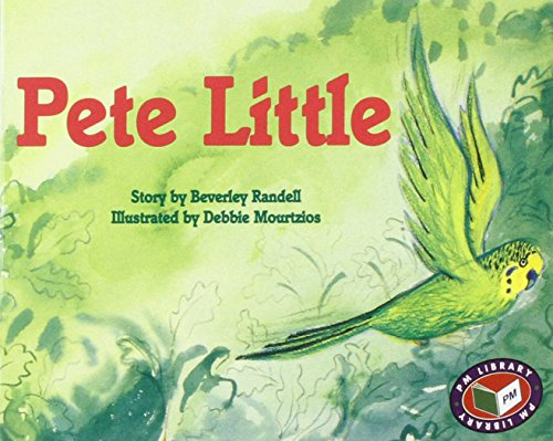 9780174026419: PM Storybooks - Green Level Set 1 Pete Little (X6) (Progress with Meaning)