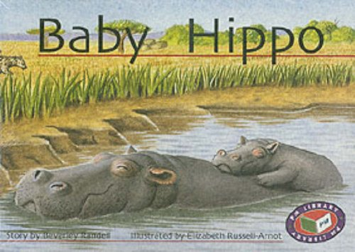 9780174027072: PM Storybooks - Yellow Level Baby Hippo (X6) (Progress with Meaning)
