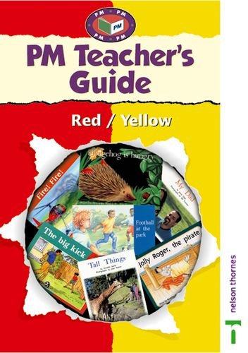 9780174027850: PM Teachers Guide Red (Progress with Meaning)