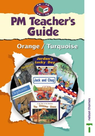 9780174027874: PM Orange/Turquoise Teacher's Guide: Orange/turquoise Levels (Progress with Meaning)