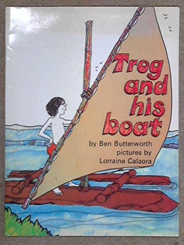 9780174100058: Trog and His Boat