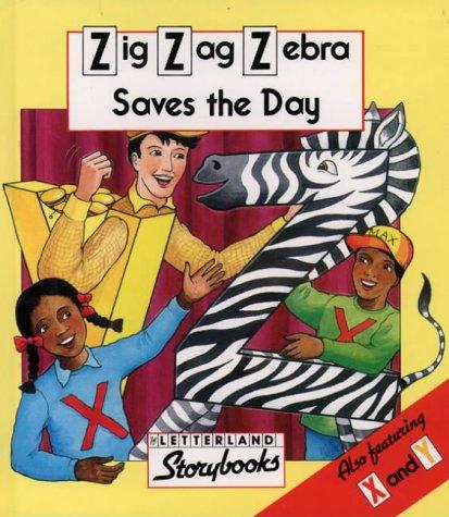 9780174101314: Letterland Storybooks - Zig Zag Zebra Saves The Day