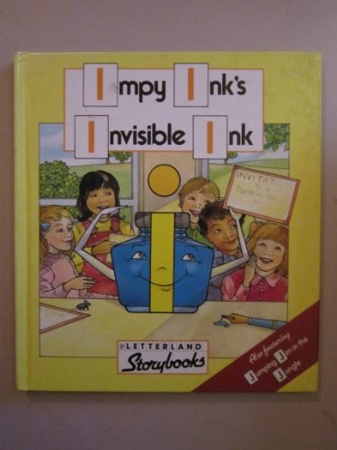 9780174101611: Impy Ink's Invisible Ink (Letterland Storybooks)