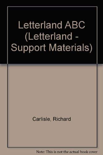 9780174101666: Letterland ABC (Letterland - Support Materials)