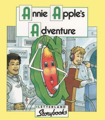 9780174101833: Letterland Storybooks - Annie Apple's Adventure