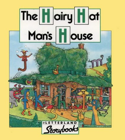 9780174101888: Letterland Storybooks - The Hairy Hat Man's House Book and Tape Pack